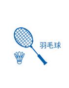 羽毛球用品